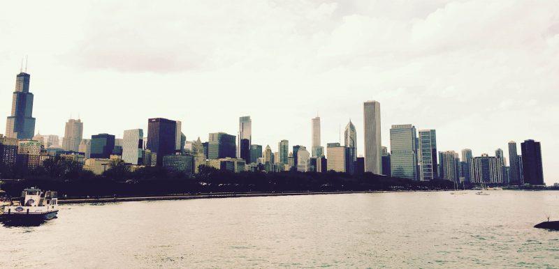 Скайлайн Чикаго