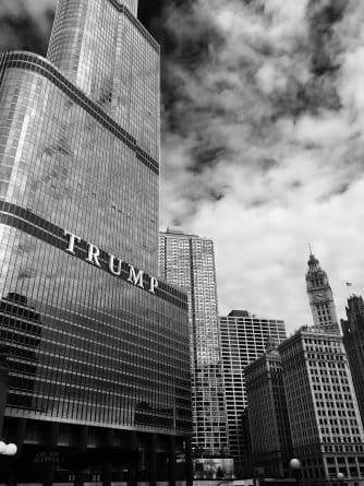 Здание Трампа в Чикаго
