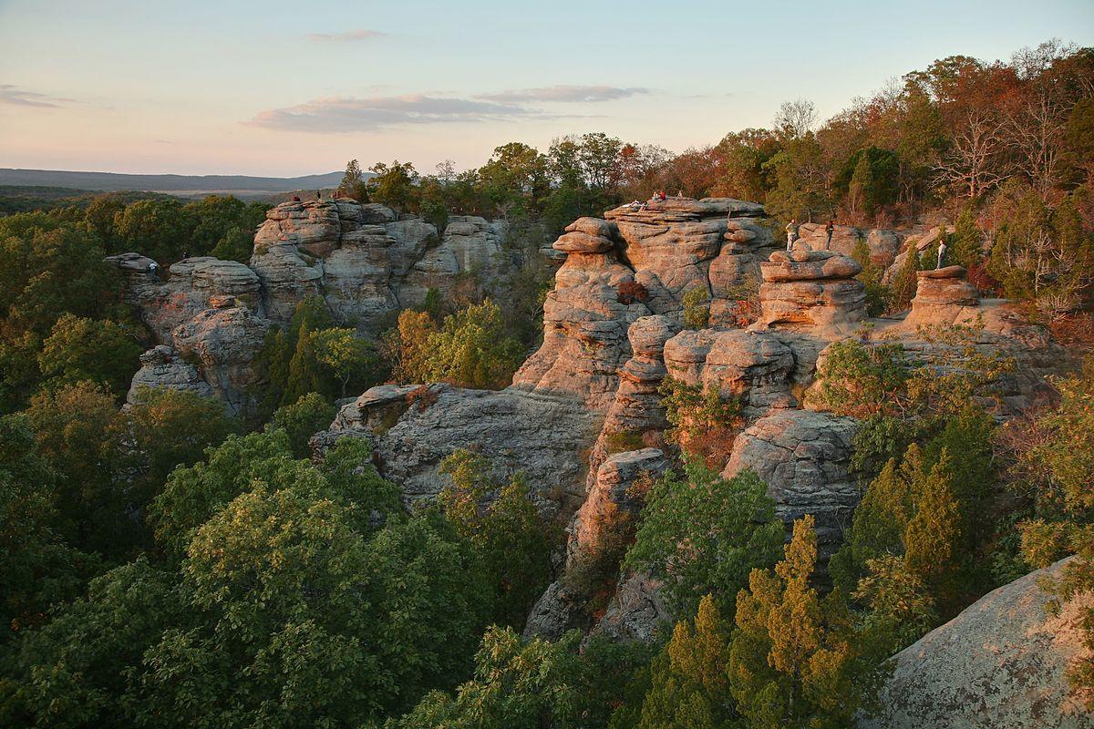 Путешествуем по США: чудеса природы в каждом из штатов (часть 1) рис 4