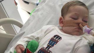 Родители смертельно больного ребенка отказались от лечения в США