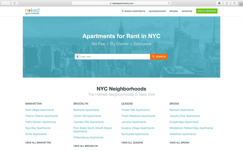 Недвижимость: Лучшие приложения и сайты аренды квартир в Нью-Йорке