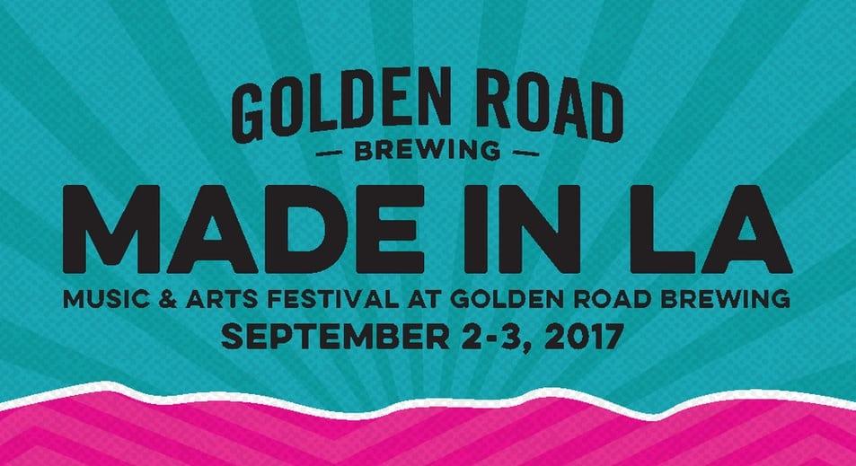 Made in LA Music & Arts Festival