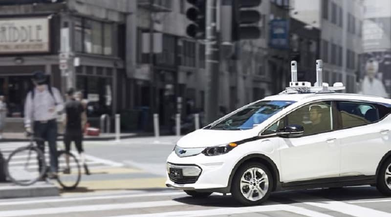 GMиспытает беспилотные автомобили вНью-Йорке