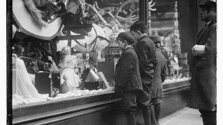 Сквозь призму времени: Черная пятница в начале ХХ века