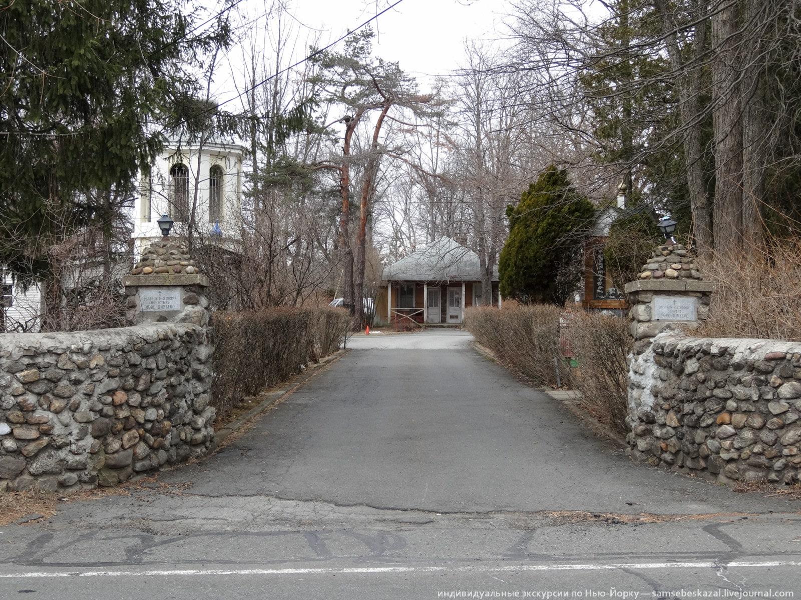 Колонки: Самое русское кладбище США рис 4