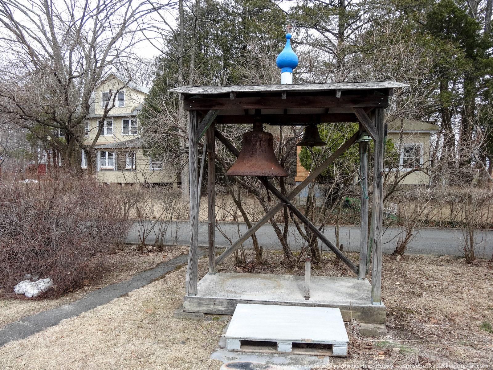 Колонки: Самое русское кладбище США рис 6