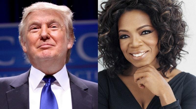 Oprah Winfrey trump