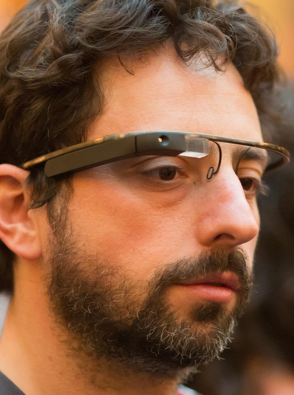 google Sergey Brin