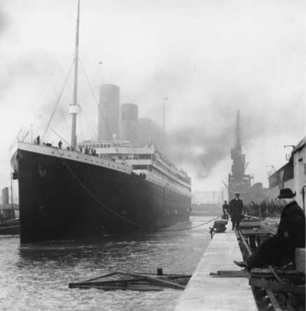 "Путешествия: Через 20 лет Титаник ""съедят"" бактерии"