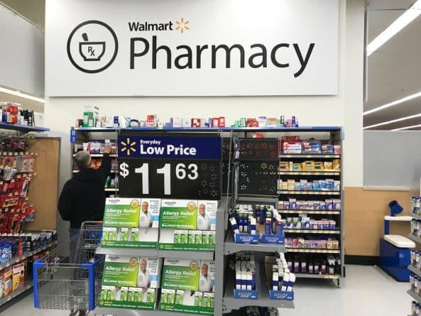 лекарства в США