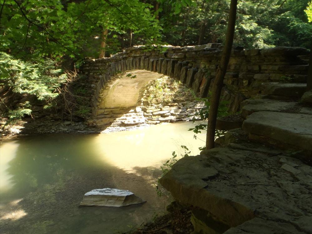 Путешествия: Топ-8 самых живописных естественных бассейнов в штате Нью-Йорк рис 2