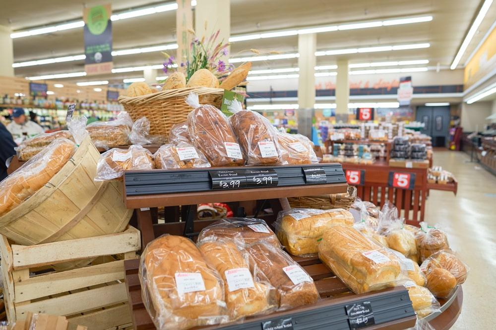хлеб США