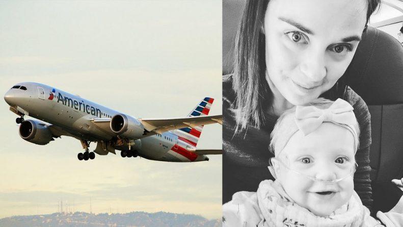 Общество: Неожиданная щедрость поразила пассажиров American Airlines