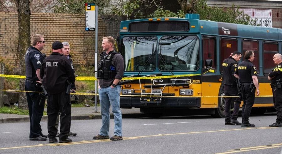 Происшествия: автобус
