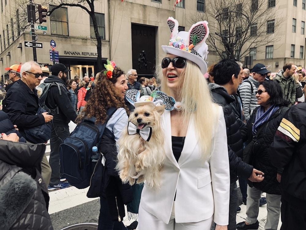 Афиша: Парад шляп 2019 Нью-Йорк рис 23