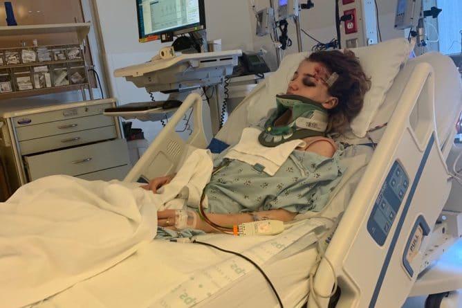 Происшествия: Девушка, которая забыла купить страховку для «отпуска мечты» в США, попала в аварию. Теперь ей придется заплатить $150 тыс. за медицинский счет
