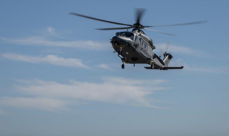 Происшествия: Вертолет упал на заднем дворе дома в Пенсильвании. В результате двое погибли