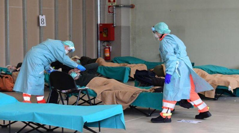 Здоровье: Умер врач из Италии, лечивший пациентов без перчаток ввиду их острой нехватки