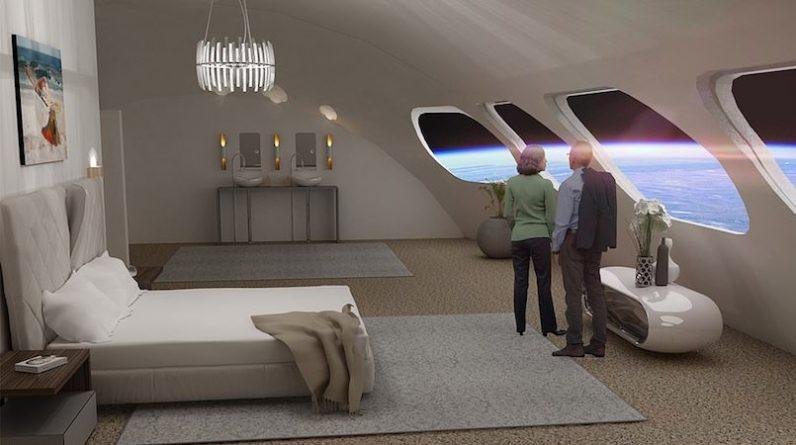 Путешествия: Первый отель в космосе заработает в 2027 году